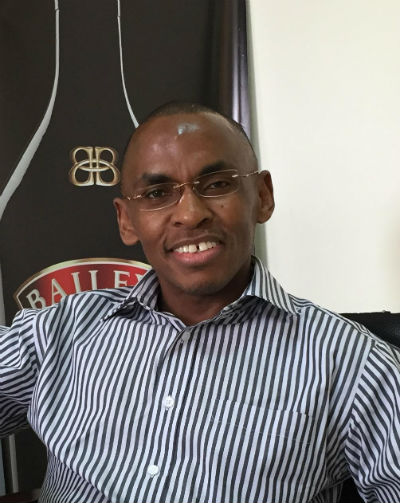 Mr. Peter Ndegwa, Managing Director, Guinness Nigeria, Plc