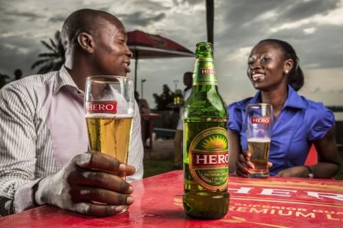 Hero beer SABMiller Nigeria
