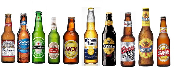 BrandZ World's Top 10 Beer Brands