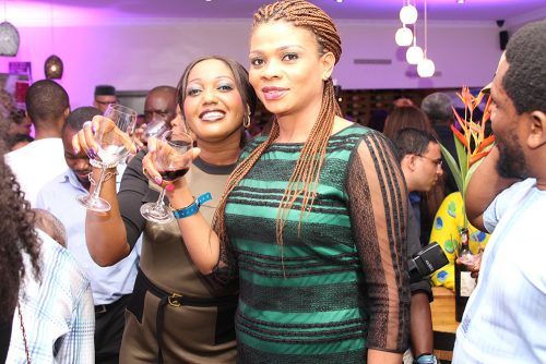 Ebele Ezeamalu and Adaeze Okonkwo