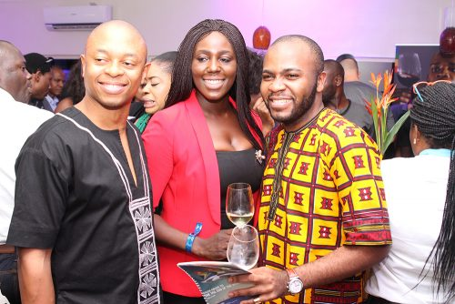 Gbenga Showole, Oby and Kunmi
