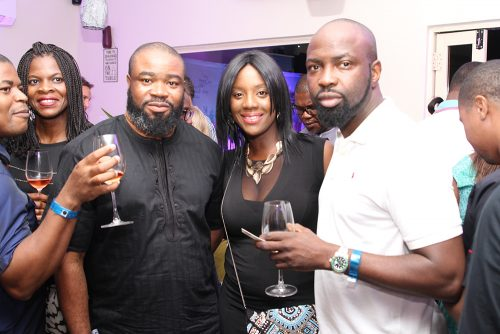Paul Okoye, Bakely Okoye, and Audu Maikori