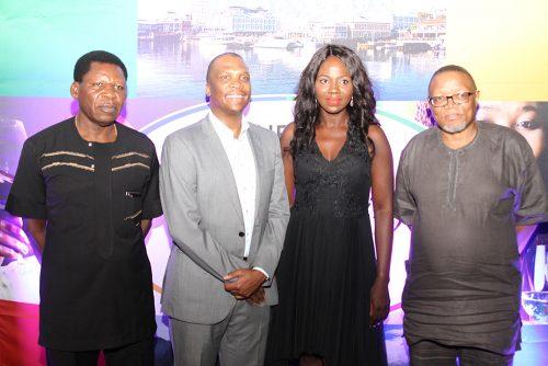 Peter Makwarela, Matome Mbatha, Ronke Sobodu, Darkey Africa