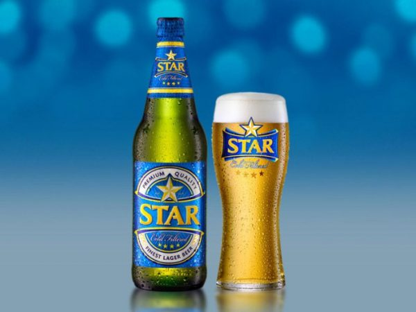 Star-Lager-Beer
