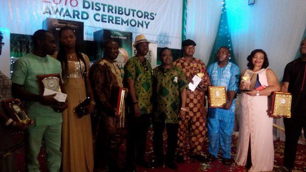 Award Winning Distributors