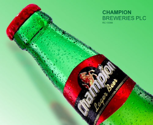 Champion Breweries Recruitment 2017