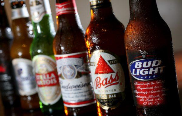 Inbev Craft Beer Brands