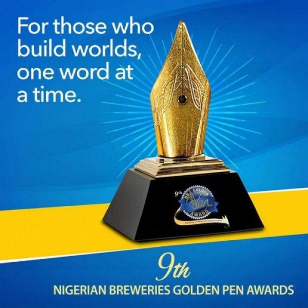 Image result for golden pen awards 2018